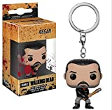 The Walking Dead Negan Friday The 13th Jason Voorhees Action Figures Rick Grimes Daryl Dixon Keychain Toys Figure Gift Toys-negon