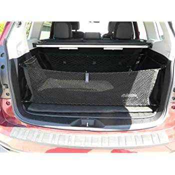 Trunknets Inc Rear Side Cargo Net Set of 2 for Subaru Forester 2014 2015 2016 2017 2018 Compare to F551SSG00