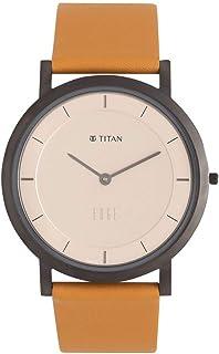 Titan Watches for Men (T1595QL01)