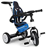 ROSA ROCA Triciclo EVOLUTIVO Color Azul con Licencia. Juguete