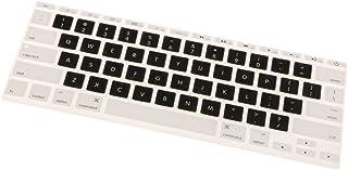 Homyl Dustproof Waterproof Keyboard Skin Covering for AirPro Retina 11inch Black