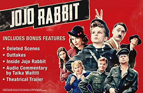 JoJo Rabbit Blu-ray [2020] [Region Free]