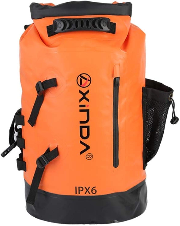 Hehh Tuoba Fish Outdoor Canyon Tasche Wasserdichte Tasche, Drift Bag Aufbewahrungstasche Rucksack, Wasserdichte Reise Rucksack Bergsteigen