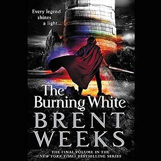 The Burning White cover art