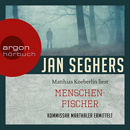 Menschenfischer (Kommissar Marthaler 6) audiobook cover art