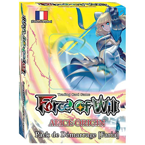 Force of Will – Nuevo Valhalla – Deck de arranque V0 –...