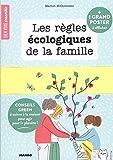 Les règles écologiques de la famille : Conseils green à suivre à la maison pou agir pour la planête !
