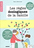 Les règles écologiques de la famille - Conseils green à suivre à la maison pou agir pour la planête !