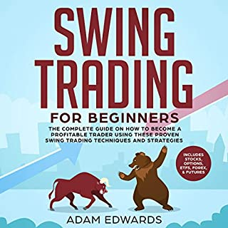 Swing Trading for Beginners cover art