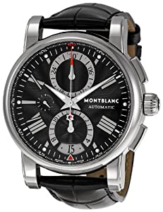 Montblanc Men's 102377 Star Chronograph Watch image