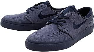 Men's Zoom Stefan Janoski Skate Shoe (9 D(M) US, Obsidian/Obsidian)