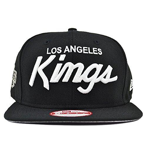 61e8114050a New Era 9Fifty Los Angeles Kings Vintage Snapback