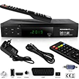 Echosat HDMI SCART HD Receiver Satellit DVB S2 HD Receiver...