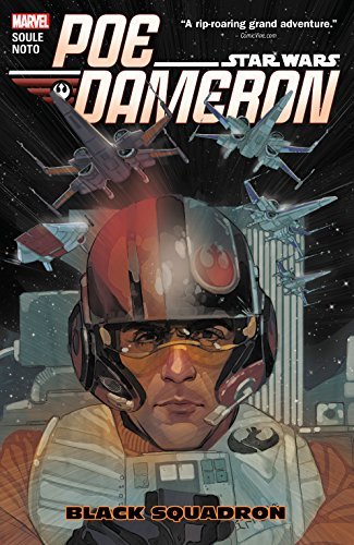 Star Wars: Poe Dameron Vol. 1: Black Squadron (Star Wars: Poe Dameron (2016-2018))