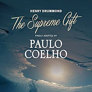 The Supreme Gift audiobook cover art