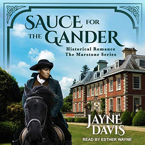 Sauce for the Gander cover art