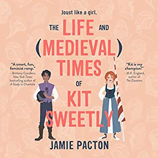 The Life and Medieval Times of Kit Sweetly cover art
