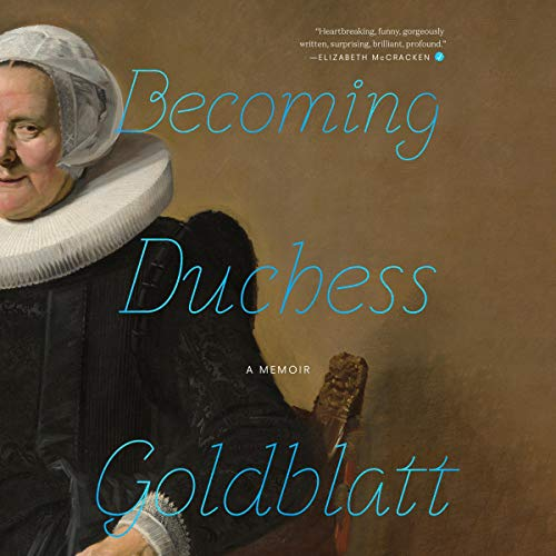 Becoming Duchess Goldblatt  By  cover art