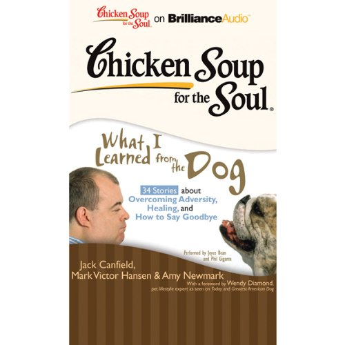Chicken Soup for the Soul: What I Learned from the Dog - 34 Stories about Overcoming Adversity, Healing, Saying Goodbye audiobook cover art