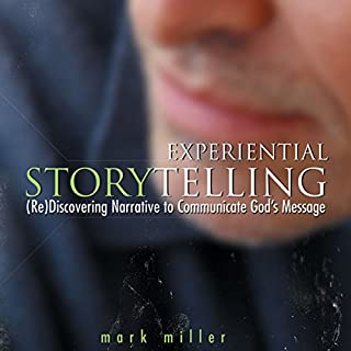 Experiential Storytelling audiobook cover art