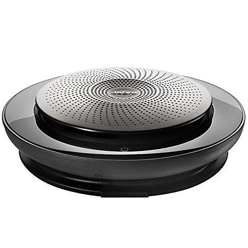Jabra SPEAK710 MS Bluetooth搭載 会議用スピーカーフォン USBドングル(アダプター)付属版 7710-309 [並行輸入品]