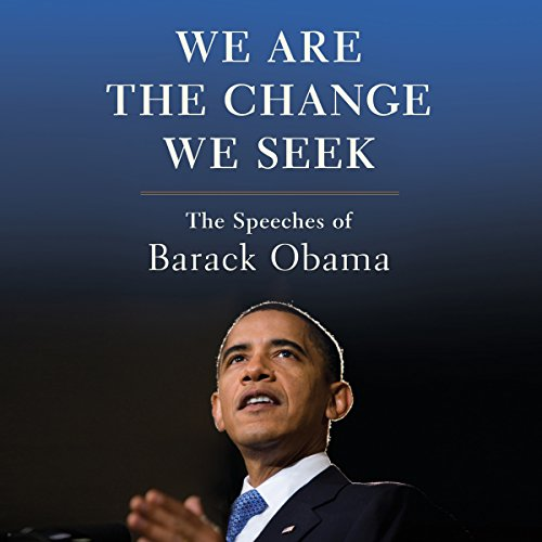 We Are the Change We Seek cover art