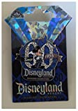 Disneyland 60th Anniversary Diamond Celebration Mickey Mouse Logo Trading Pin