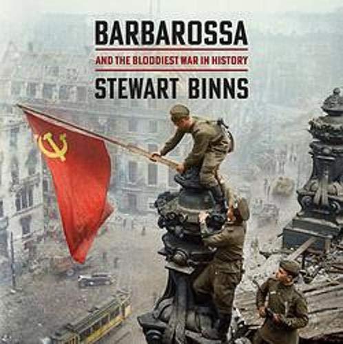 Barbarossa cover art