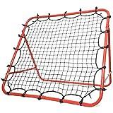 Melion 練習ネット リバウンダー 壁打ち 1m*1m サッカー・野球・ホッケー適用 (赤)