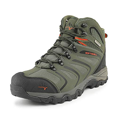 NORTIV 8 Men's Ankle High Waterproof