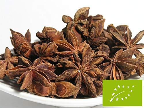 pikantum Bio Sternanis ganz   1kg   zum Kochen, Würzen, als Dekoration oder für die Teezubereitung