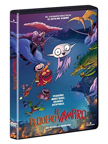 El Pequeño Vampiro [DVD]