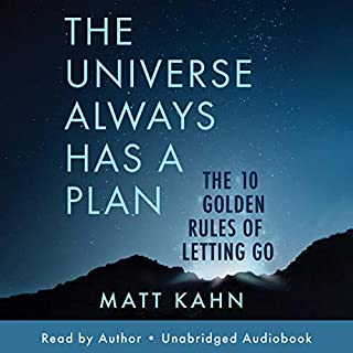 The Universe Always Has a Plan cover art