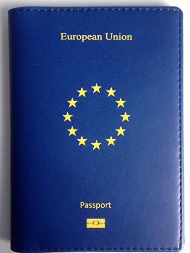 Européenne Couverture de Passeport