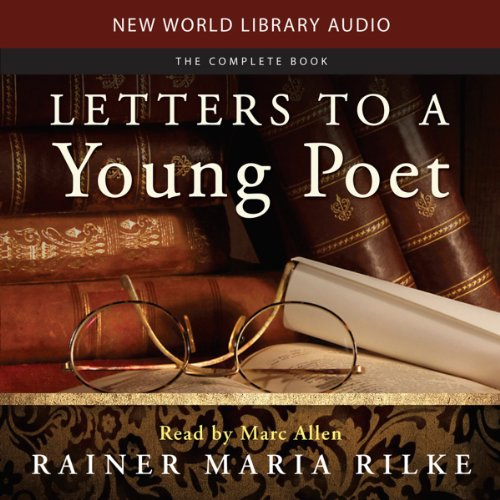 Letters to a Young Poet Audiobook By Rainer Maria Rilke cover art