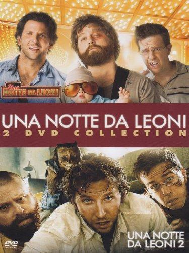 Una notte da leoni + Una notte da leoni 2(2 DVD collection)