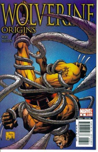 Wolverine Origins #6 : Savior Part One (Marvel Comics)
