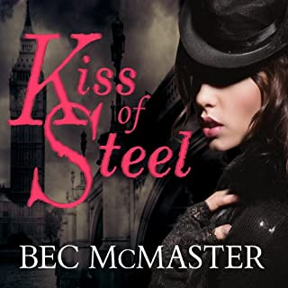 Kiss of Steel cover art
