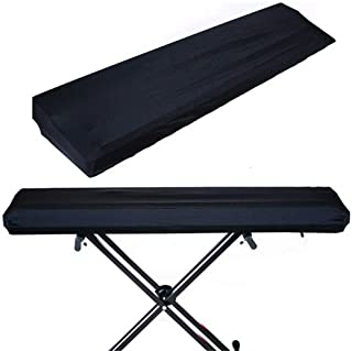 Piano Keyboard Dust Cover for 88 Keys Electronic Keyboard and Digital Piano Protective Dust Cloth Keep Away from Dust and ...