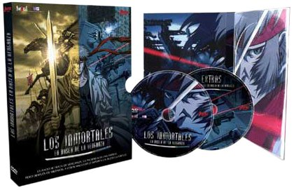 Los inmortales (Edición especial) [DVD]