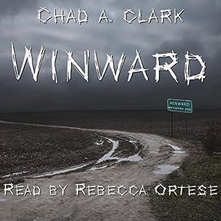 Winward audiobook cover art
