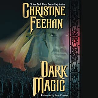 Dark Magic     Dark Series, Book 4              By:                                                                                                                                 Christine Feehan                               Narrated by:                                                                                                                                 Sean Crisden                      Length: 11 hrs and 14 mins     569 ratings     Overall 4.7
