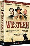 Coffret Westeren : Les 4 mercenaires d'El Paso + Pancho Villa + La piste de Santa Fé [Italia] [DVD]