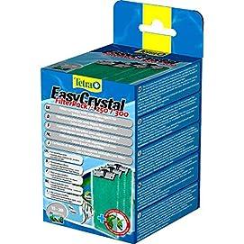 Tetra EasyCrystal Filter Packs - Filtermaterial für EasyCrystal Innenfilter, versch. Größen für Aquarien von 10-150 Liter, 3 Stück