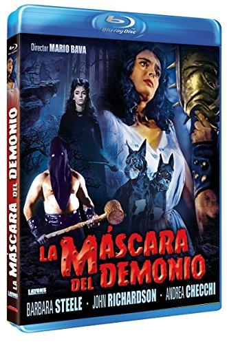 La máscara del Demonio [Blu-ray]