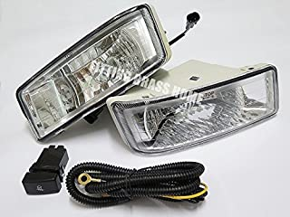 NEW SPOT LIGHT LAMP KITS CLEAR LENS FOR ISUZU DMAX D-MAX HOLDEN RODEO 2002 2003 2004 2005 2006