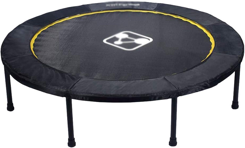 Dyl Mini-Trampolin, Faltbare Trampolin im Freien Erwachsene Trampolin Kinder übung Trampolin Heim Gym übung Trampolin Unterhaltung Fitness Sprungbett, Gewicht ca. 120 kg