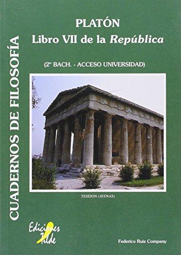 Platón: Libro VII de la República