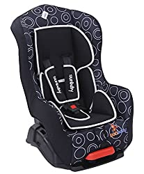 Sunbaby Orion Car Seat Without Bumper (Black),Sunbaby