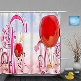 Zoom IMG-1 nr tenda da doccia lollipop